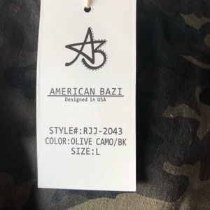 American Bazi Pants - Cargo bottoms Sz L